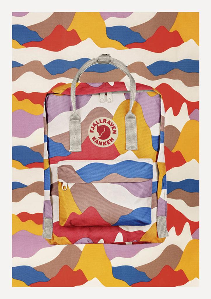 Fjallraven Kånken Art Collection Capsule