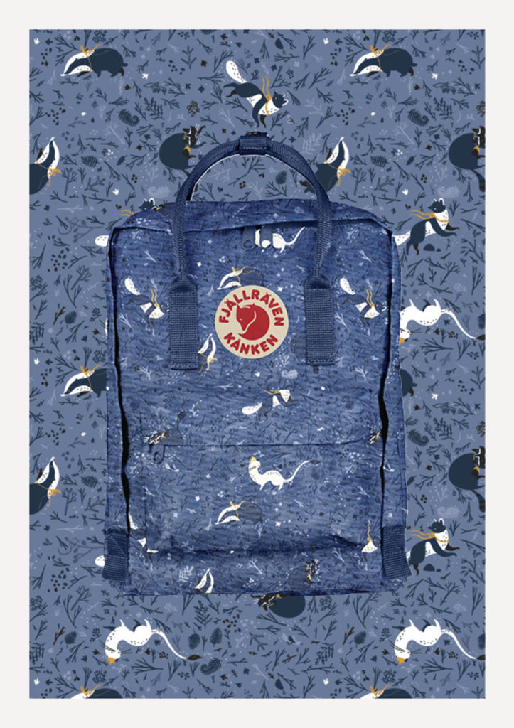 Fjallraven Kånken Art Collection Capsule