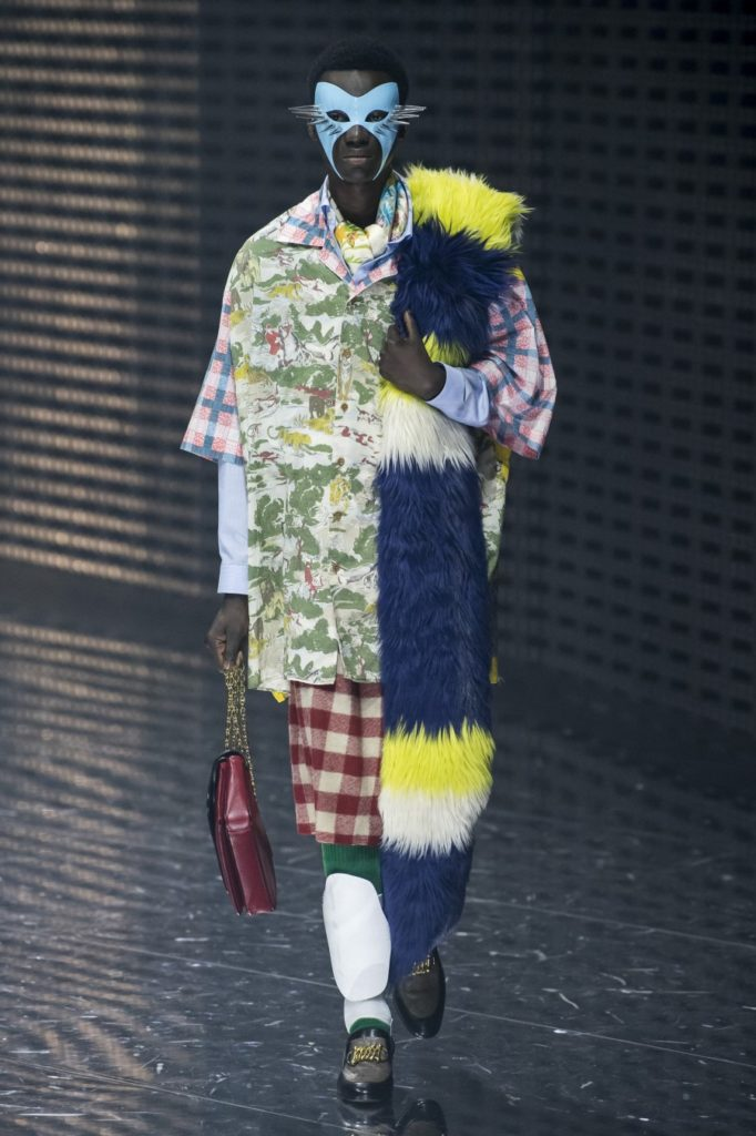 Gucci Printemps/Été 2019 - Milan Fashion Week