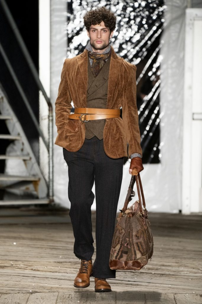 Joseph Abboud - Automne-Hiver 2019 – New York Fashion Week