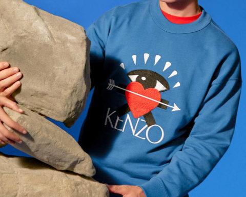 KENZO Collection Capsule Valentine 2019
