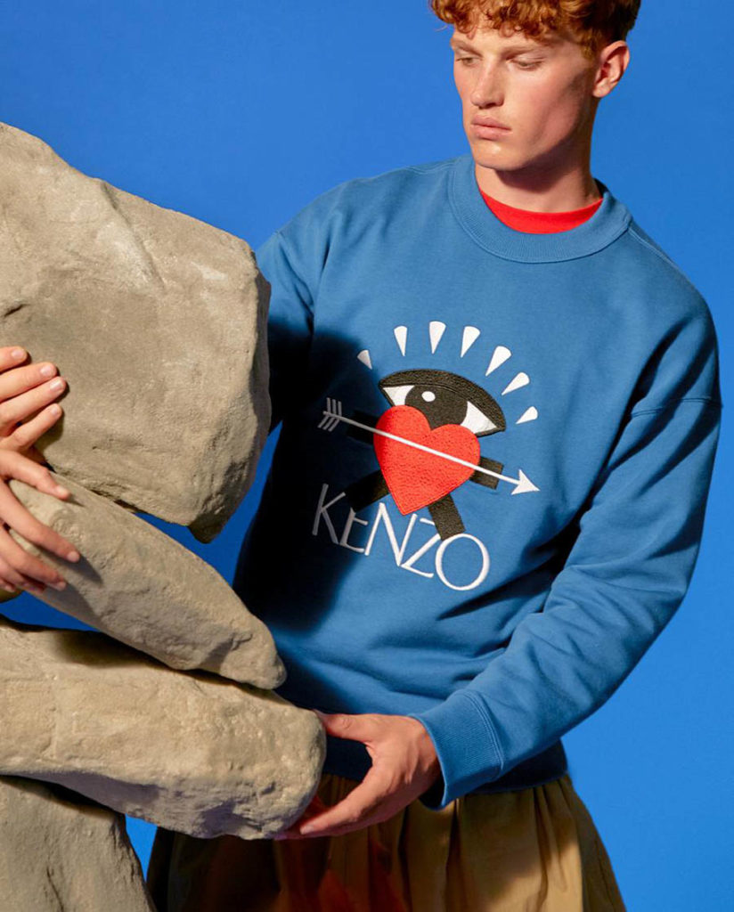 KENZO Collection Capsule Valentine 2019