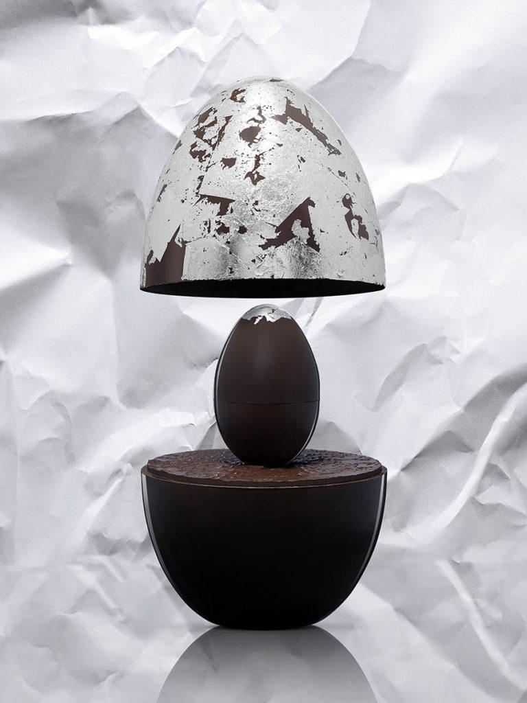 Pâques 2019 - MOOD CHOCOLAT Christofle x Pierre Hermé