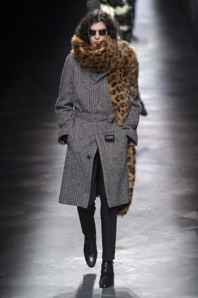Saint Laurent Automne/Hiver 2019 - Paris Fashion Week