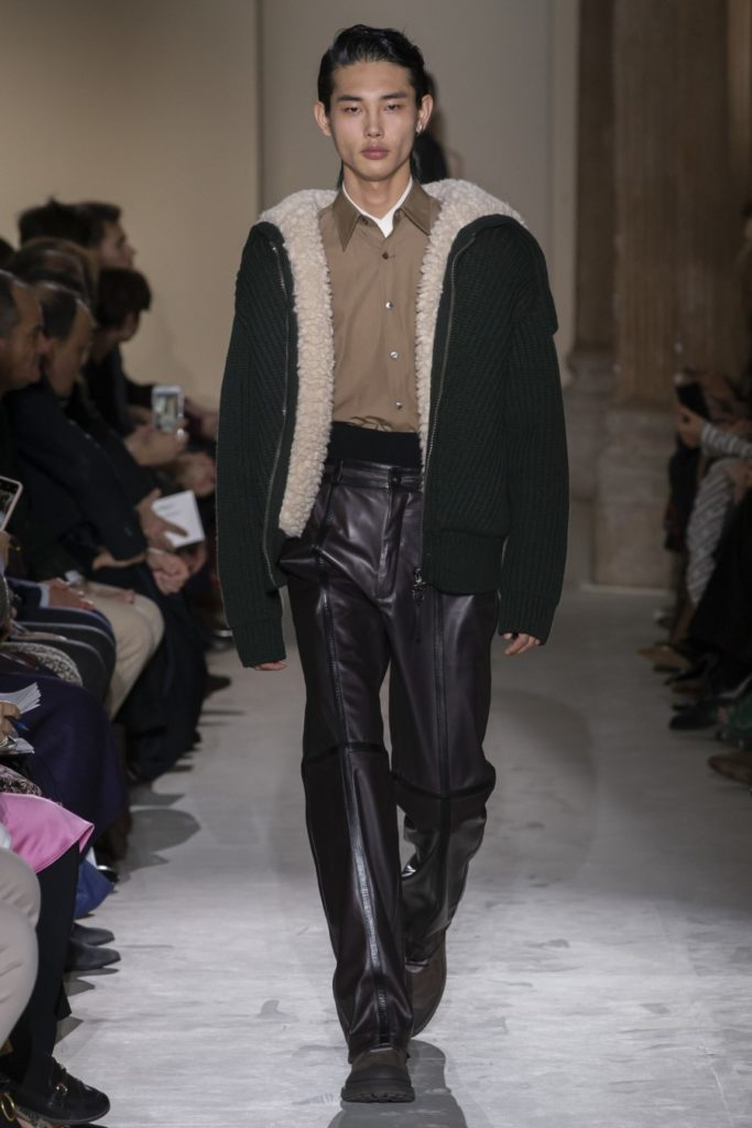 Salvatore Ferragamo - Automne-Hiver 2019 - Milan Fashion Week