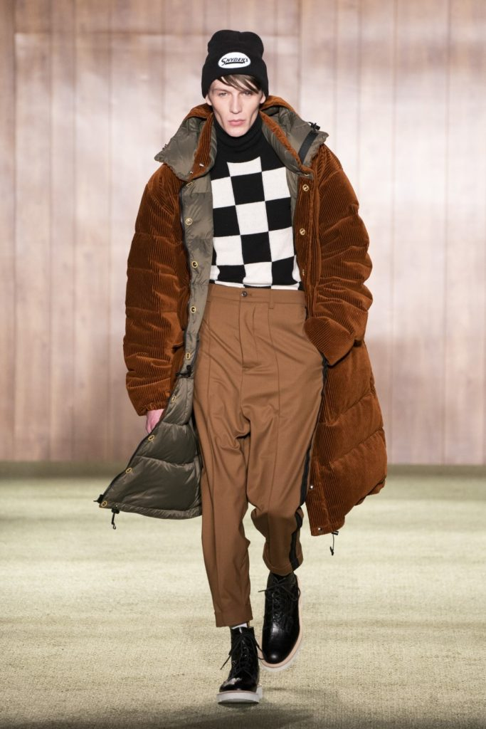 Todd Snyder - Automne-Hiver 2019 – New York Fashion Week