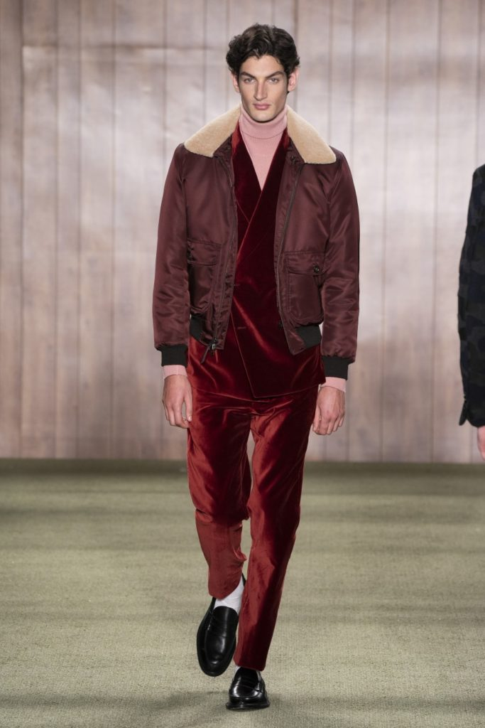 Todd Snyder - Automne-Hiver 2019 – New York Fashion Week