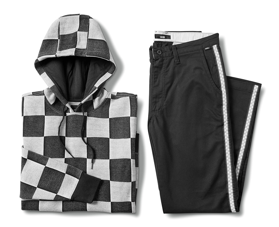 Vans Collection Checkerpoint