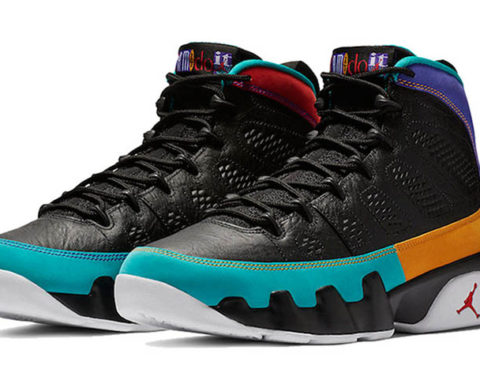 Air Jordan 9 Dream It, Do It