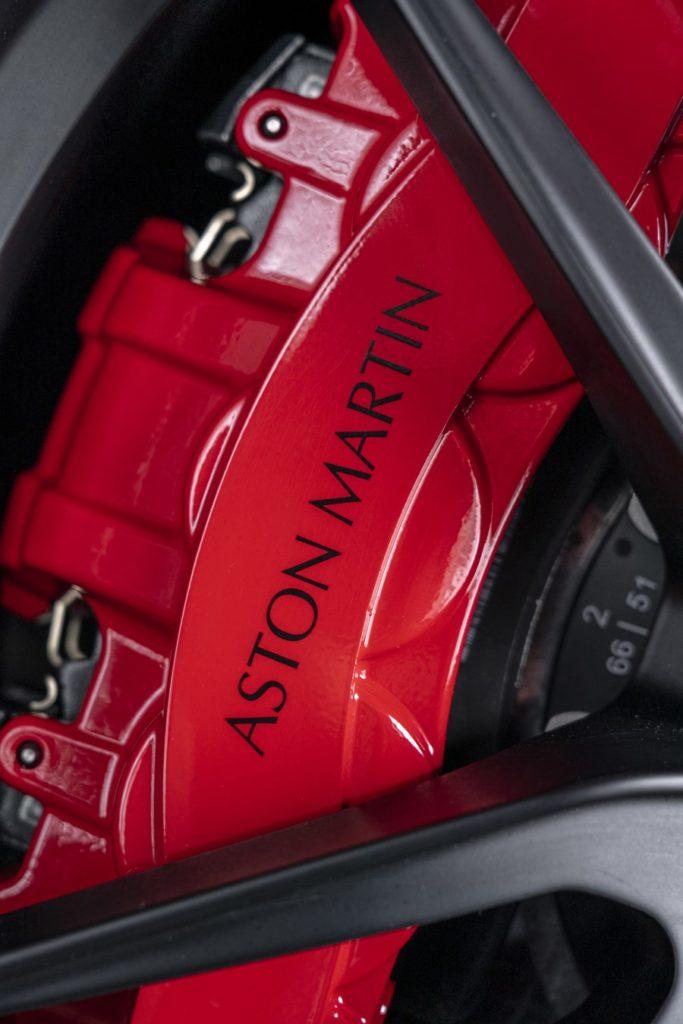 Aston Martin DBS Superleggera Edition Spéciale TAG Heuer