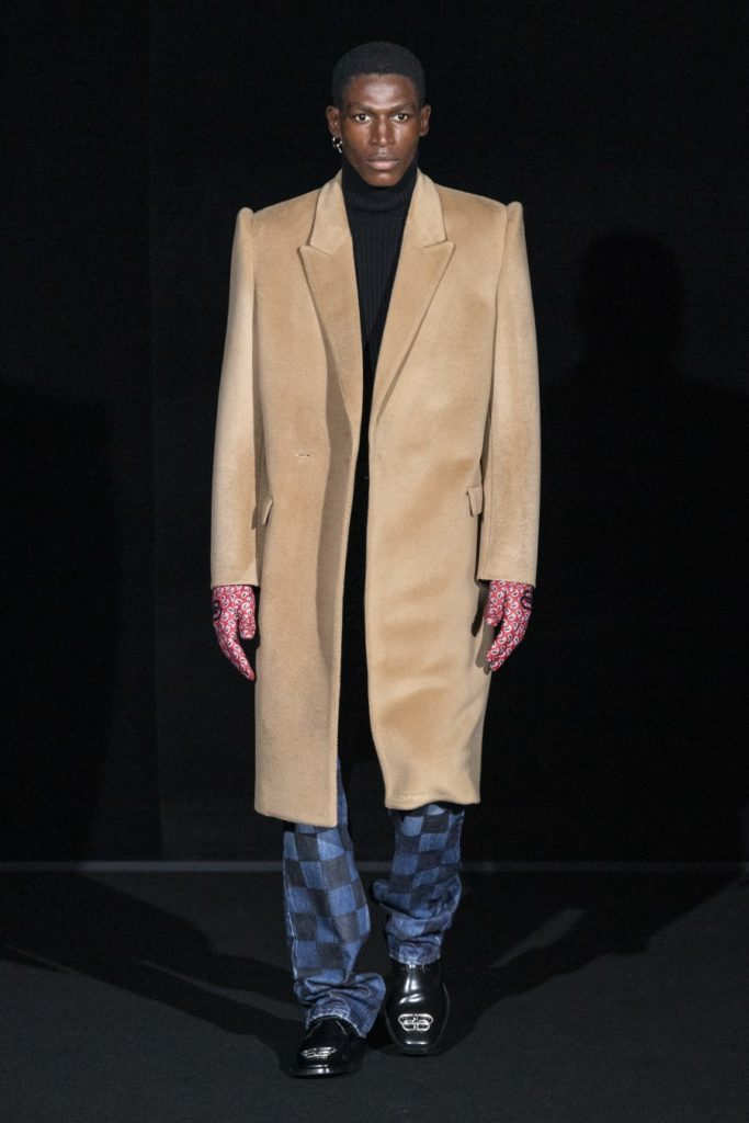 Balenciaga Automne/Hiver 2019 - Paris Fashion Week