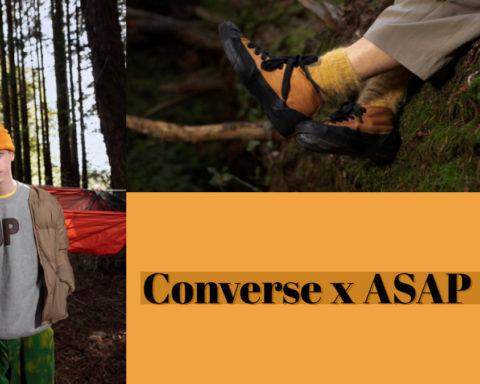 Converse X ASAP Nast II