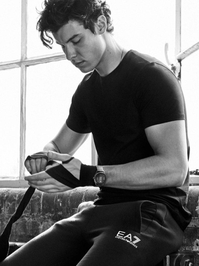 Emporio Armani x Shawn Mendes Printemps-Été 2019