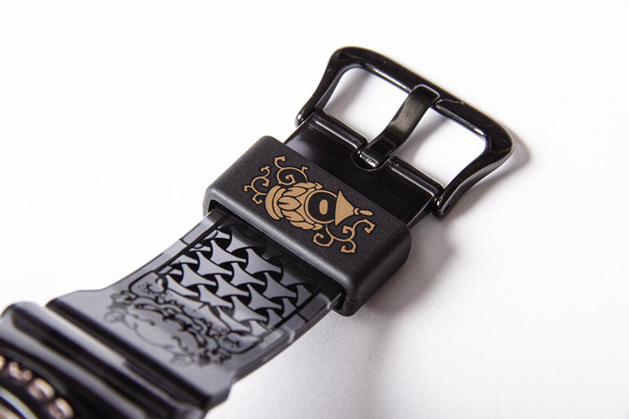G-SHOCK 7 Lucky Gods Collection - Bishamonten