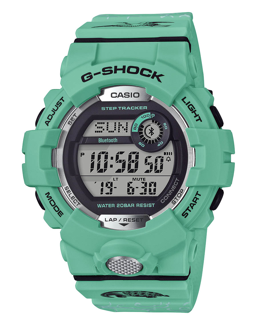 G-SHOCK 7 Lucky Gods Collection - Fukurokuju