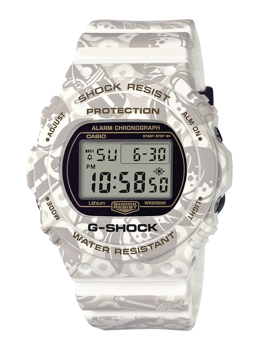 G-SHOCK 7 Lucky Gods Collection - Jurojin