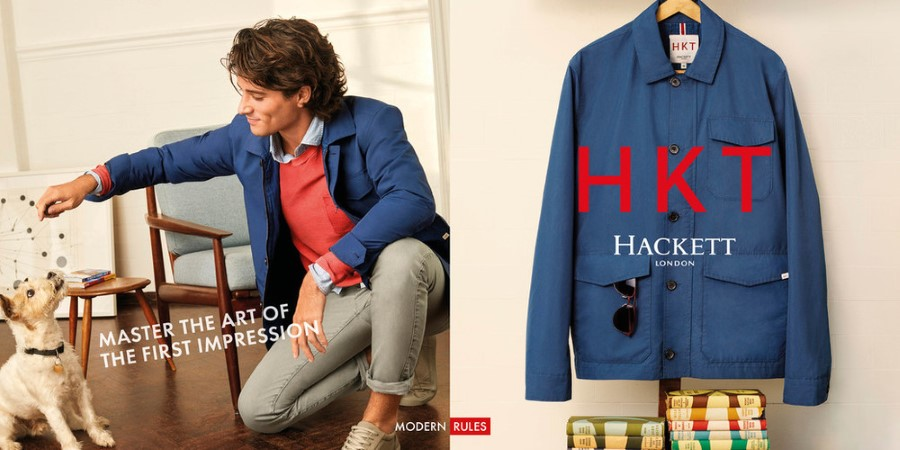Hackett London - HKT Collection