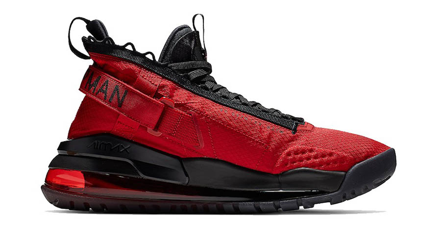 Jordan Proto-Max 720 Gym Red