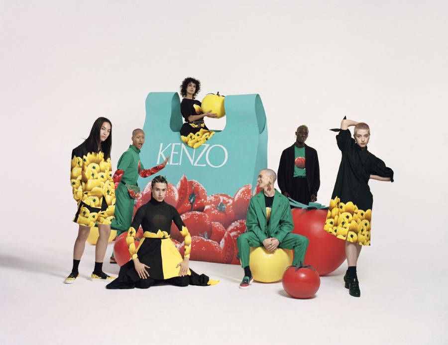 KENZO - Collection Memento N°4