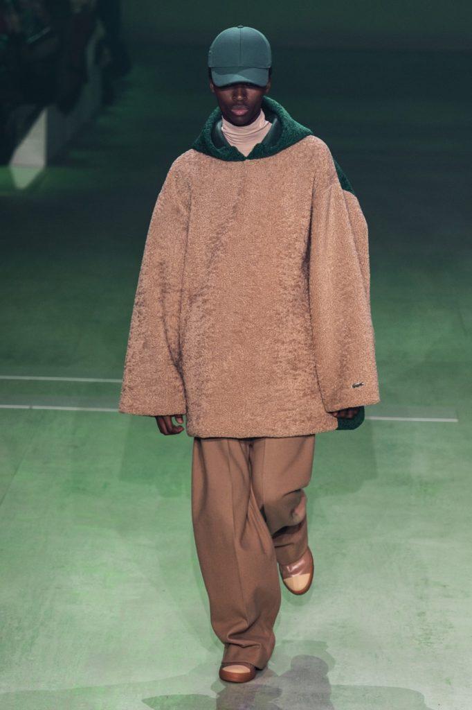 Lacoste Automne/Hiver 2019 - Paris Fashion Week