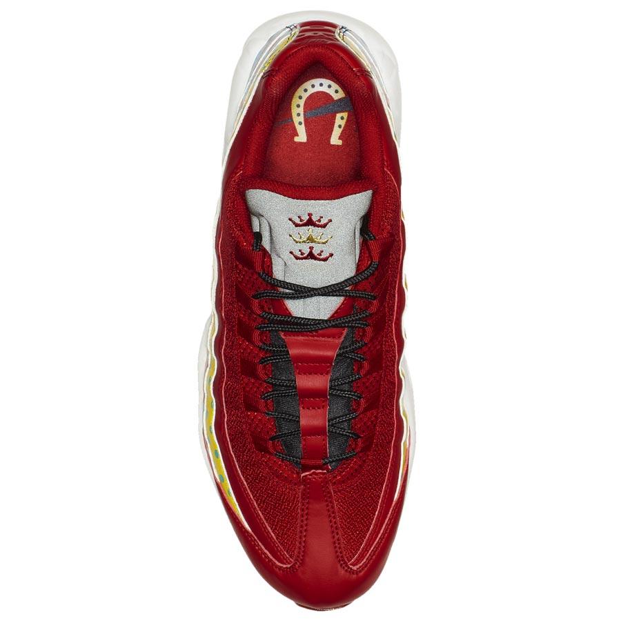 Nike Air Max 95 Gym Red