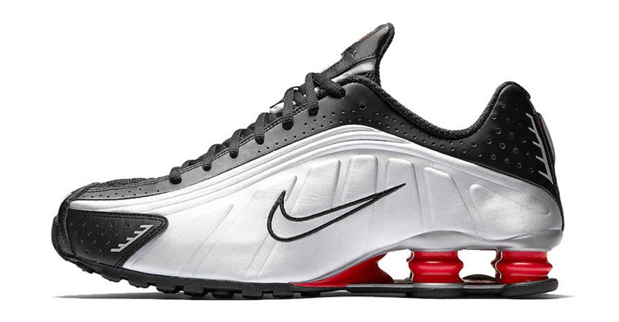 La Nike Shox R4 Fait Son Come back Sous Sa Forme Originale