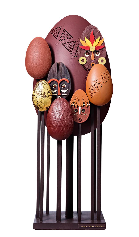 Pâques 2019 - La Maison du Chocolat - Art Premier