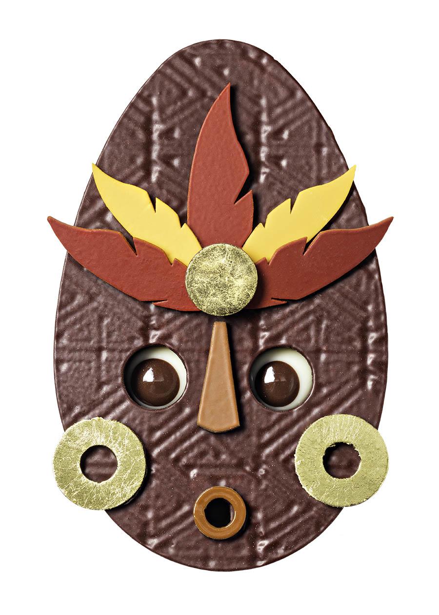 Pâques 2019 - La Maison du Chocolat - Brésil Masqué