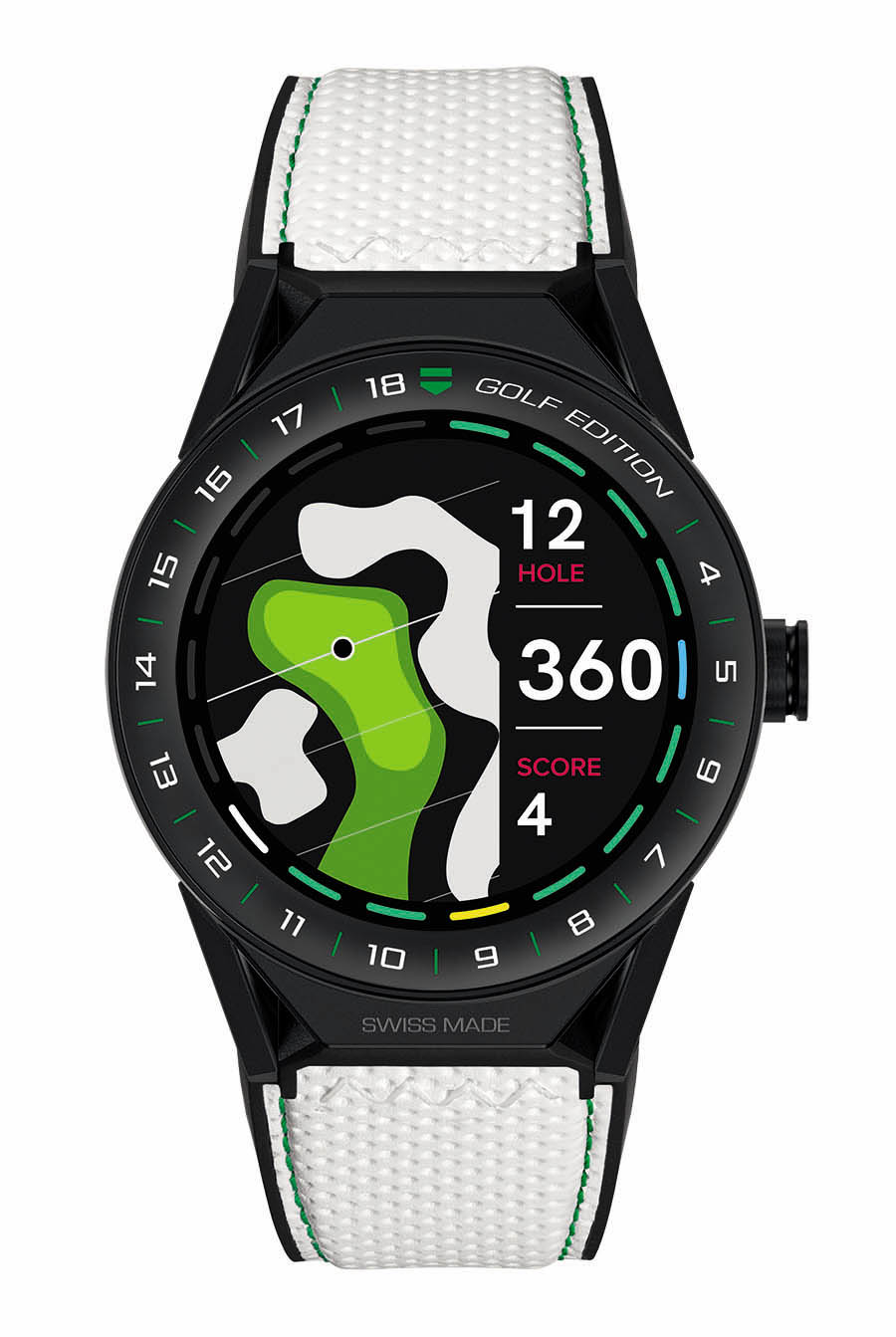 TAG Heuer Connected Modular 45 Golf Edition