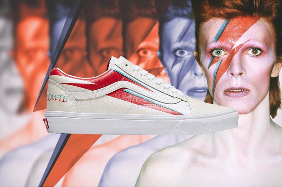 Vans x David Bowie