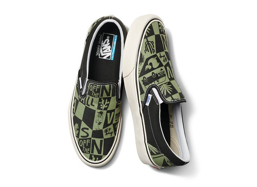 Vans x Yusuke Hanai Collection Capsule