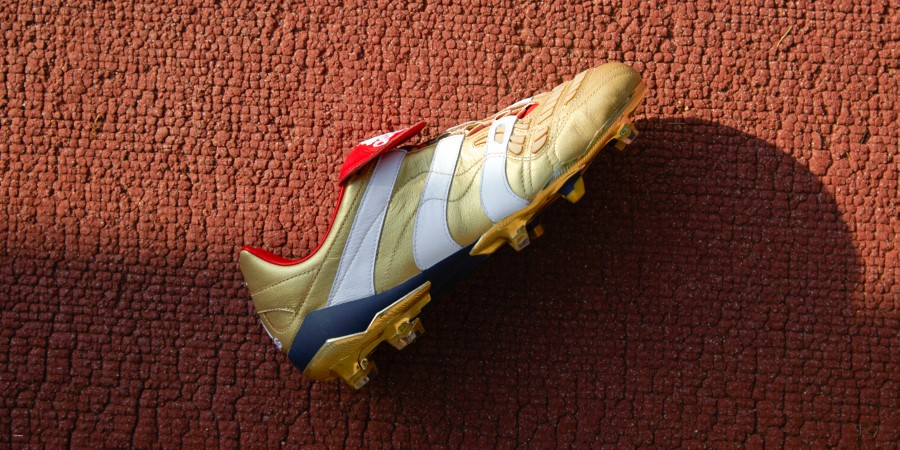adidas Football - Predator Packs Archive - Accelerators 98 Zinedine Zidane