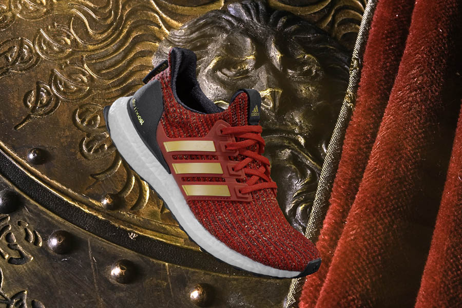 adidas running Ultraboost x Game of Thrones Lannister