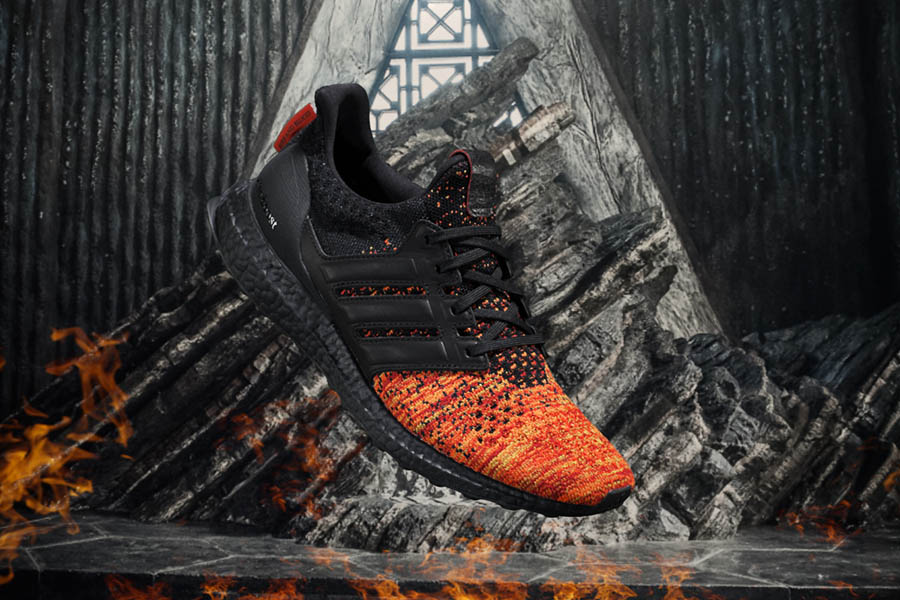 adidas running Ultraboost x Game of Thrones Targaryen