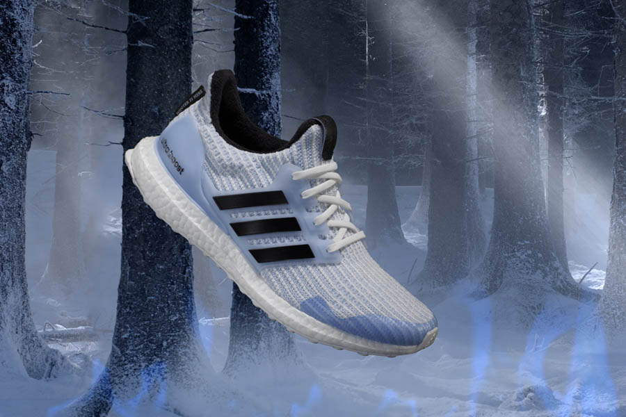 adidas running Ultraboost x Game of Thrones White Walker