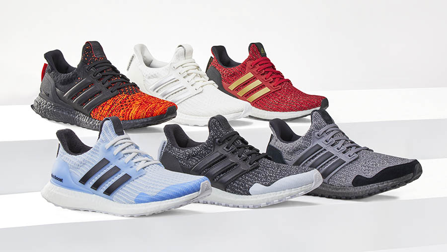 Adidas Running Ultraboost X Game Of Thrones Officialisée