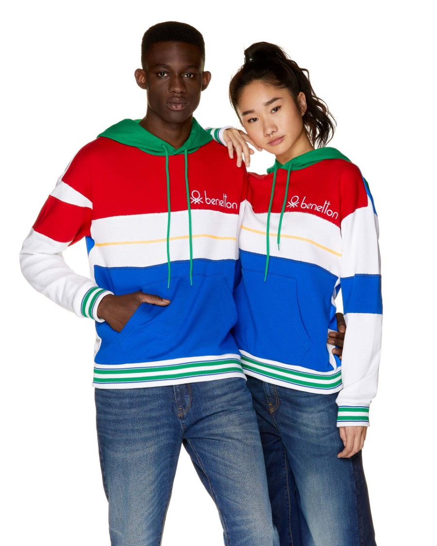 Benetton par Jean-Charles de Castelbajac Arc-en-ciel Collection