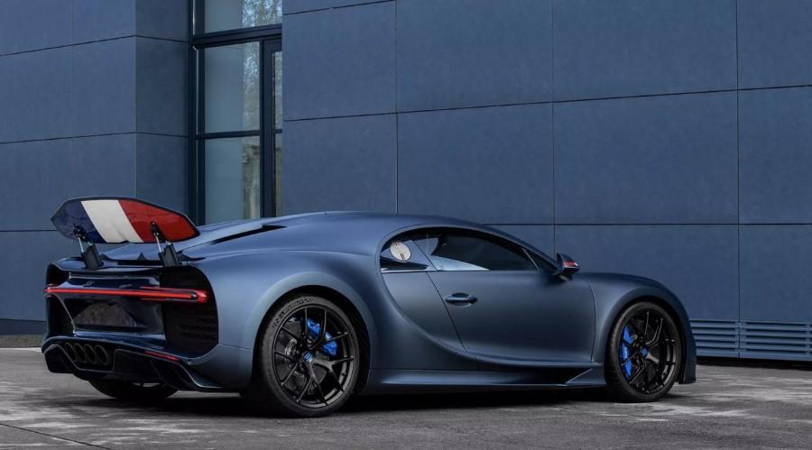 Bugatti Chiron Sport 110 ans Coupé