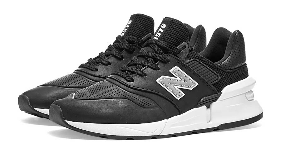 COMME des GARÇONS x New Balance 997S Black