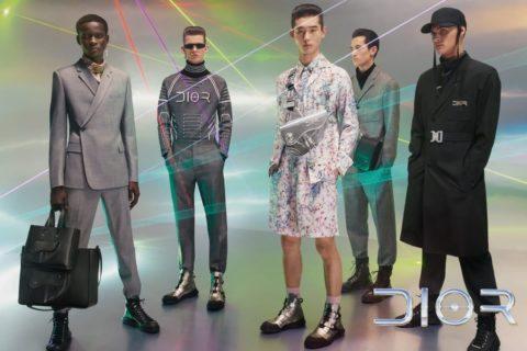 Dior Men Campagne Pré Automne-Hiver 2019