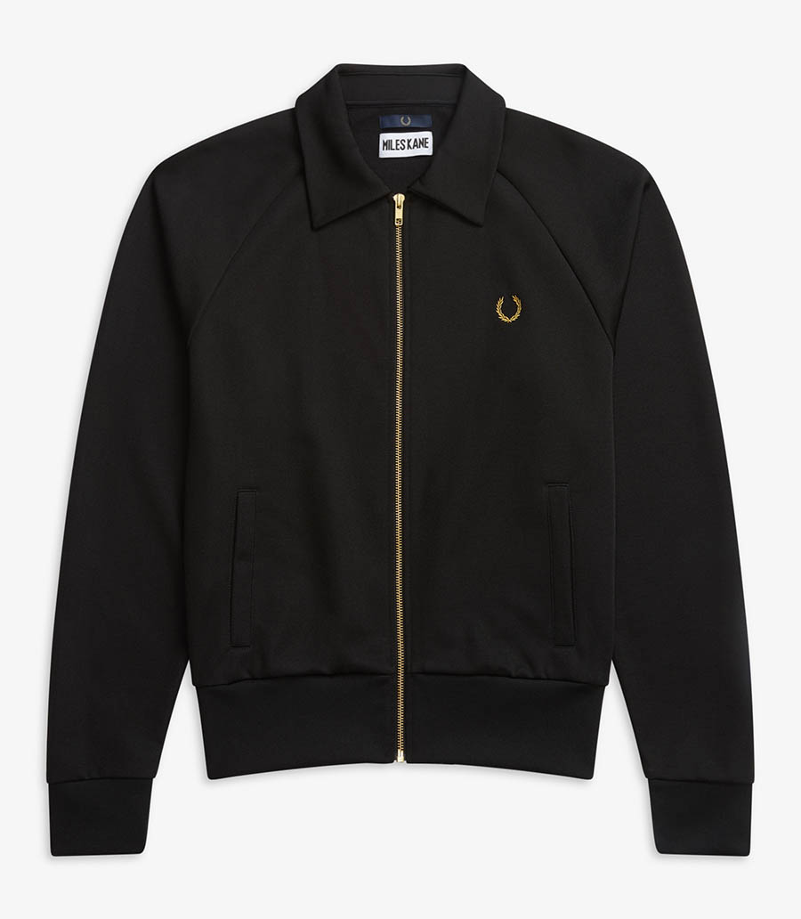 Fred Perry x Miles Kane Printemps-Été 2019