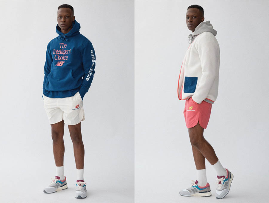 Collection Capsule New Balance x Aimé Leon Dore