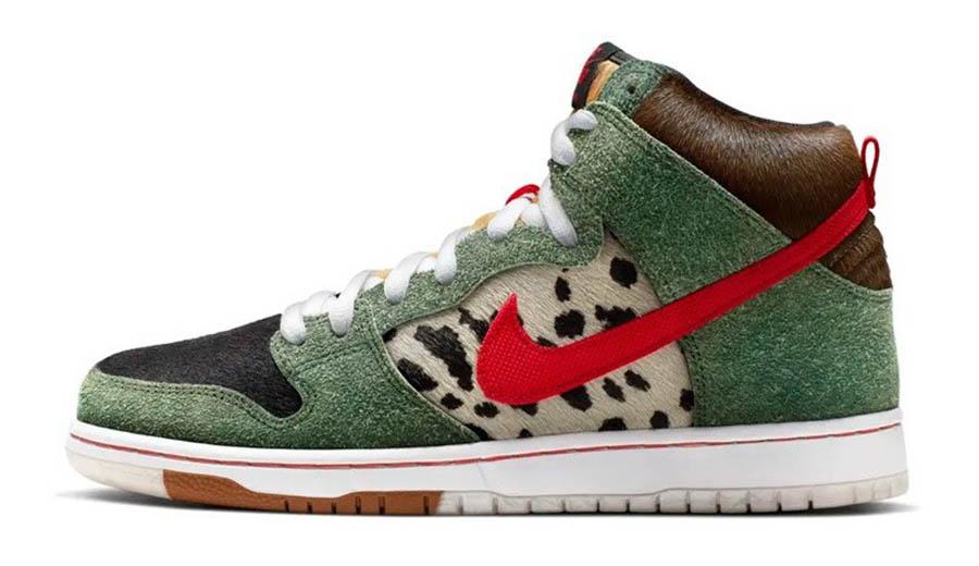Nike SB Dunk Hi Walk The Dog