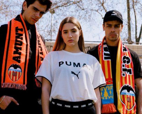 PUMA x Valencia CF
