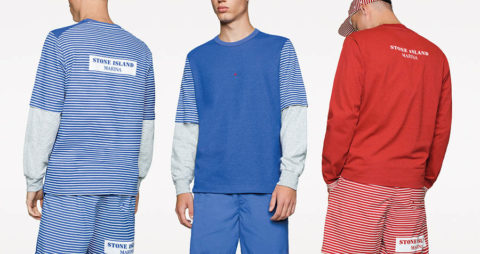 Stone Island Collection Marina - Printemps/Été 2019
