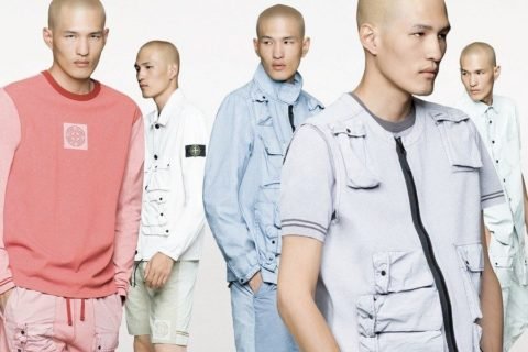 Stone Island - Collection Placcato Printemps-Été 2019
