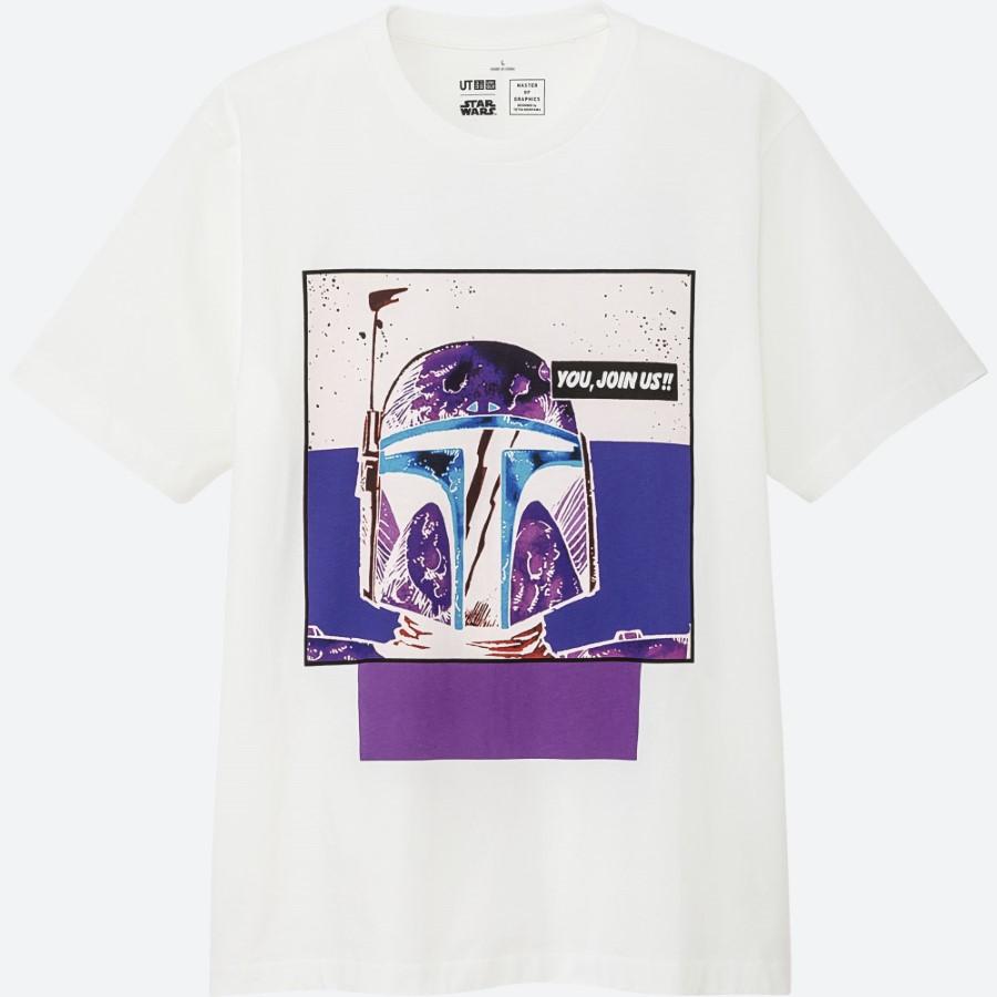 UNIQLO x Star Wars - Tetsu Nishiyama