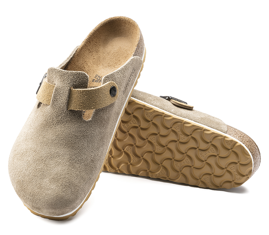 BIRKENSTOCK x Universal Works Boston Sand