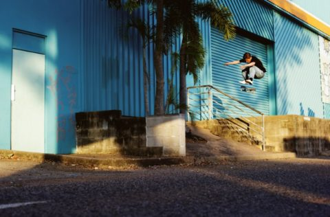 Carhartt WIP x PASS~PORT