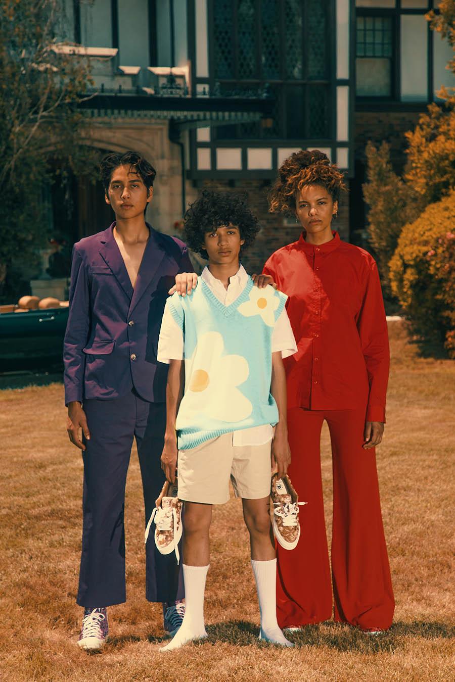 Converse x Golf Le Fleur Collection Velvet